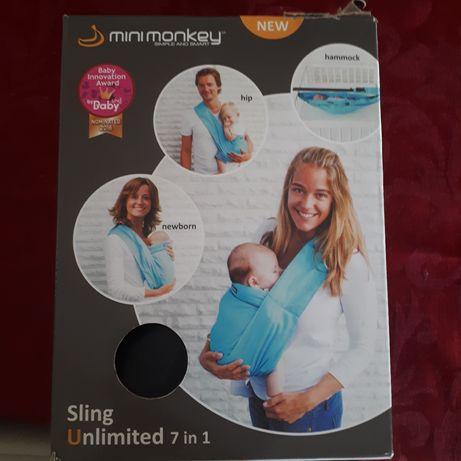Sling 7 in 1 Minimonkey