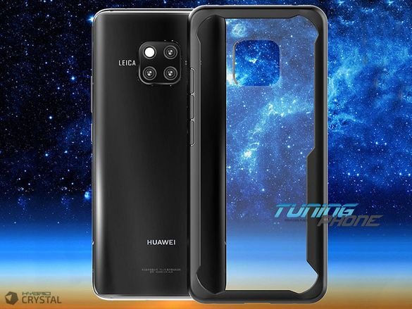 Кейс за Huawei Mate 20 Pro - Crystal Hybrid