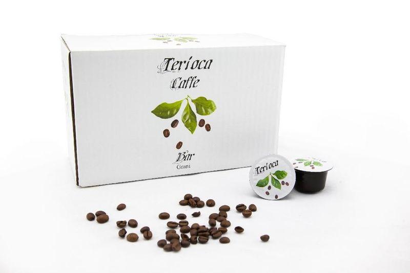 Kафе на капсули Terioca бяла 50 бр. гр. Пловдив - image 1
