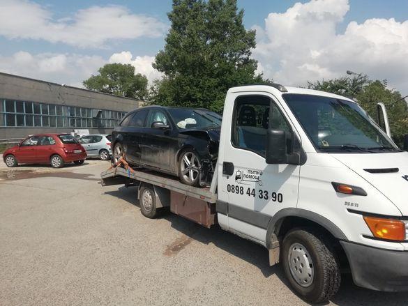 Пътна помощ Пловдив превоз на автомобили