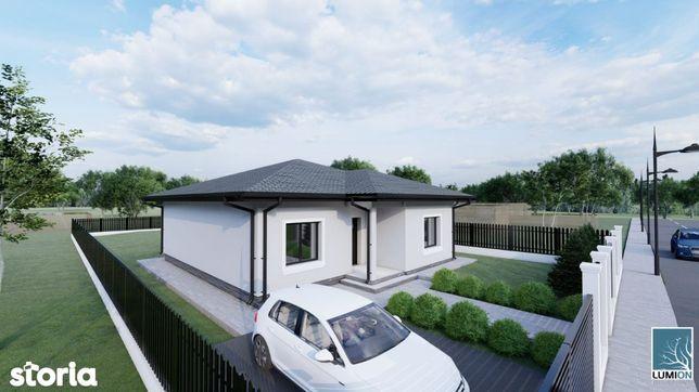 Casa 4 camere Valea Ursului Miroslava + 580 mp teren
