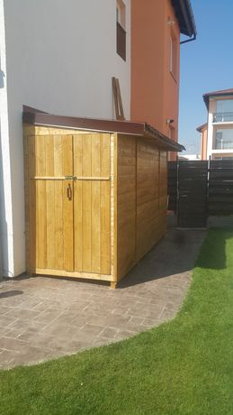 Magazie lemn/Căsuța lemn