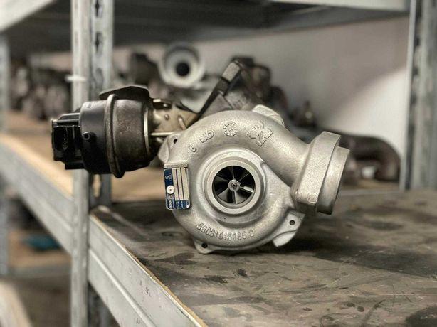 Turbina Turbo Audi A4 A5 A6 Q5 Seat Exeo 2.0 CAHA CGLB 170 cai