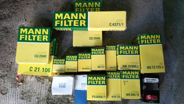 Filtre MANN