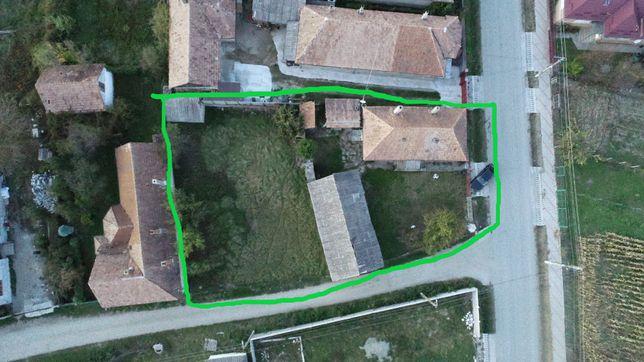 Casa de vanzare + teren in Reteag