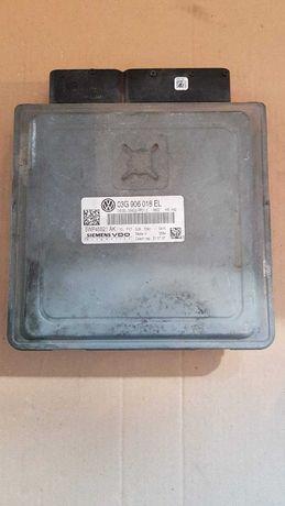 ECU Calculator motor Skoda Octavia RS Seat FR 03G906018EL 5WP45521AK