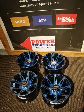 Set jante Moose Racing 387BU R12 pentru ATV Can AM 4/136