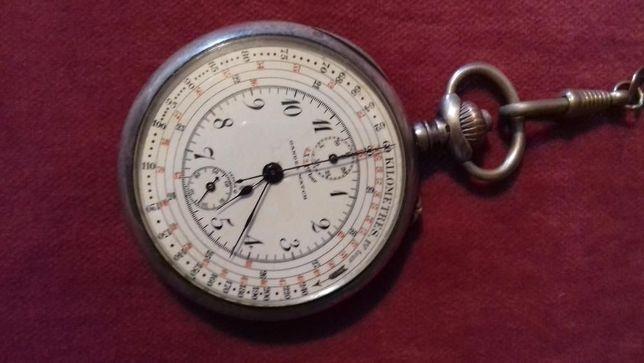 ceas de buzunar argint,rar