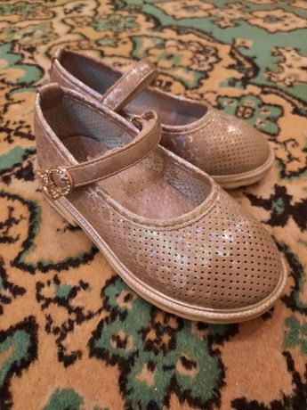 Туфельки Совенок(Россия) 26 размер