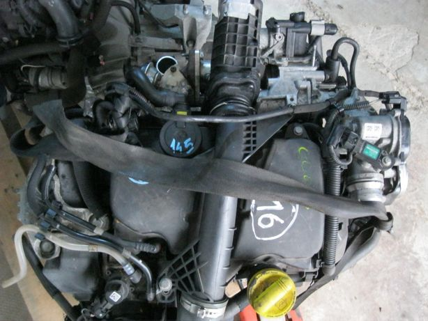 Motor COMPLET 1,5DCI*K9K-MEGANE3-90CpEuro5&6/2015Rulaj71000km*Franta