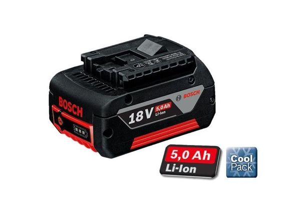 Акумулаторна батерия Bosch GBA 18V 5.0Ah Professional