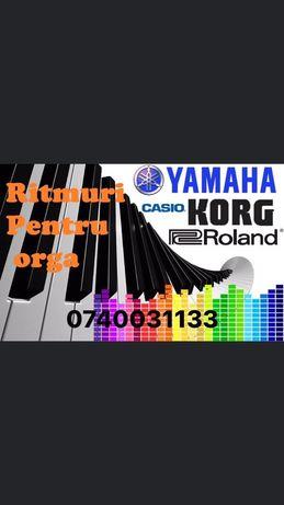 SET-KORG-2021 cu returnele, ptr toate tipurile  korg,yamaha și roland.