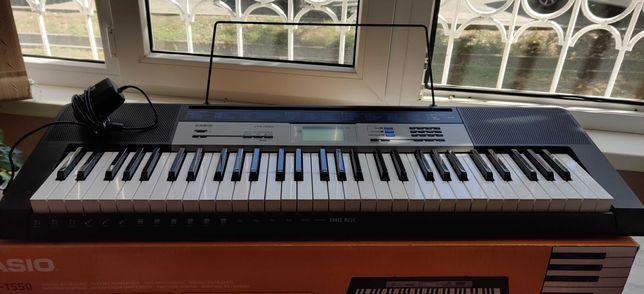 Синтезатор CASIO CTK -1550
