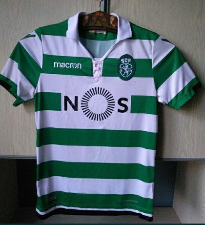 Tricou Sporting Lisabona Super Bock macron