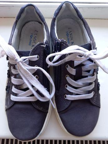Pantofi fete piele Lasocki Young marime 32