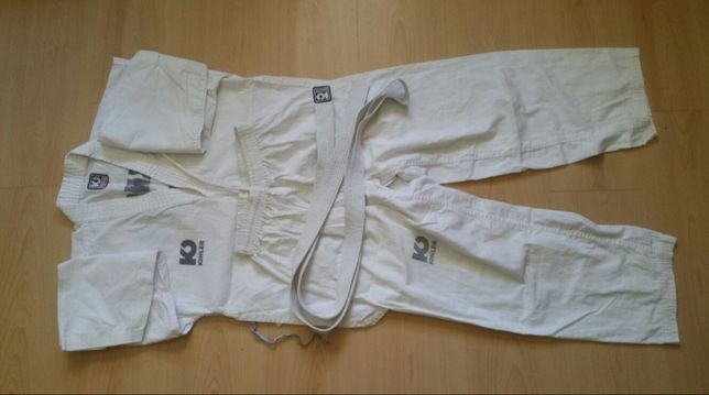 costum kimono taekwondo karate judo kohler 150 cm