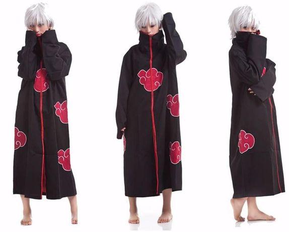 Costum roba Naruto Shippuden Kakashi Sasuke Anime Halloween +CADOU!