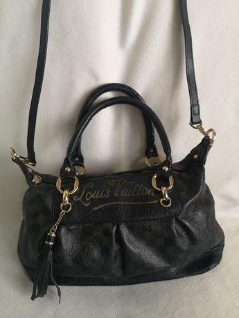 Louis Vuitton чанта естествена кожа
