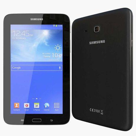 Samsung Galaxy Tab 3 Lite Черный 3D