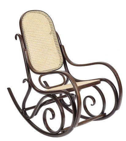 Эксклюзивное кресло-качалка Gebrüder Thonet Вена СРОЧНО!