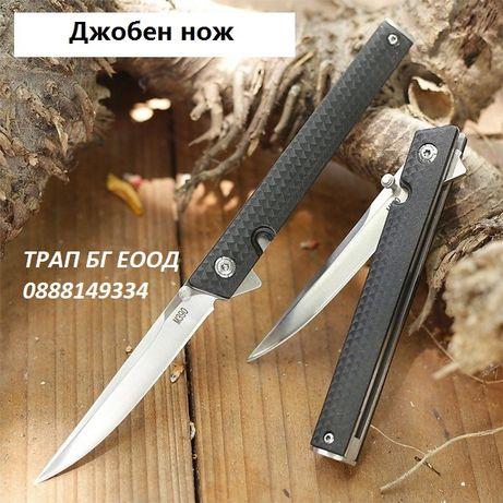 Сгъваем нож M390 WM01 Джобно ножче sgavaem noj