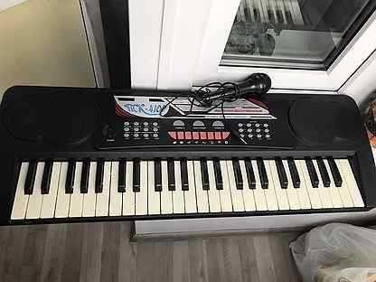 Синтезатор для начинающих