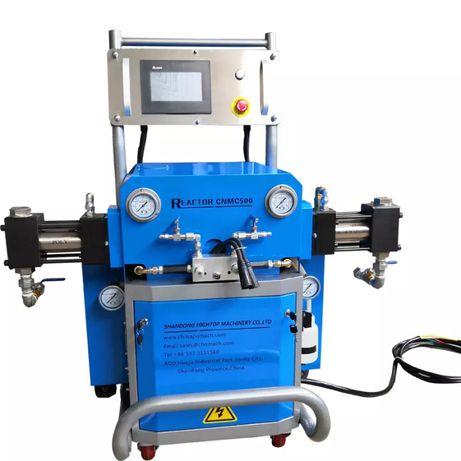 Echipamanet, masina pentru aplicat spuma poliuretanica & poliurea