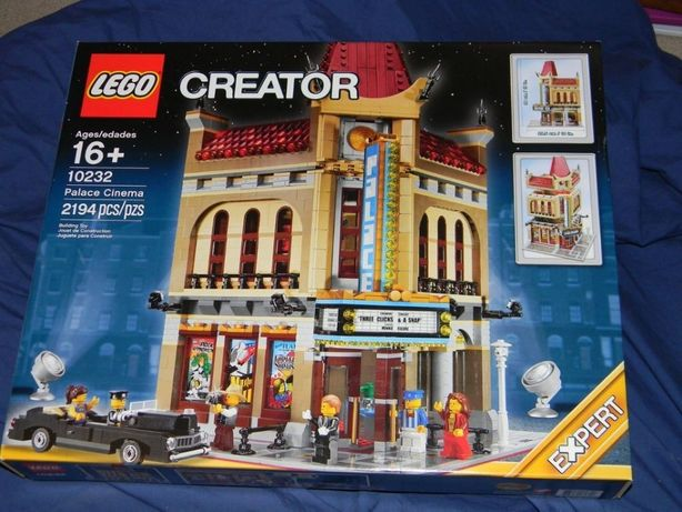 Lego - Creator - 10232 Cinema Palace