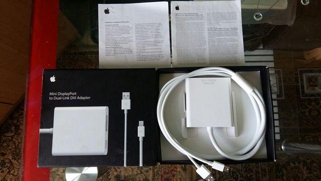 Адаптер   Apple Mini Display Port Новый .