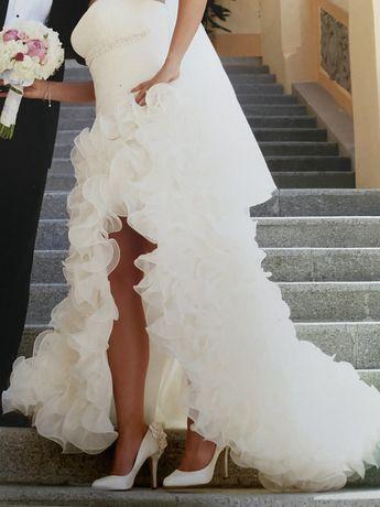 Rochie Mireasa sexy !Super pret! model unicat