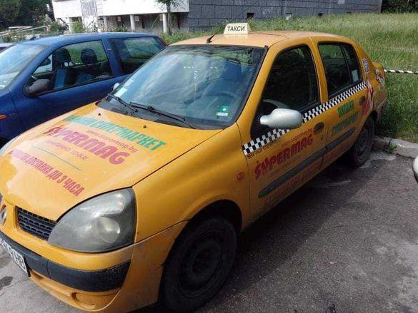 Renault simbul Рено Симбол