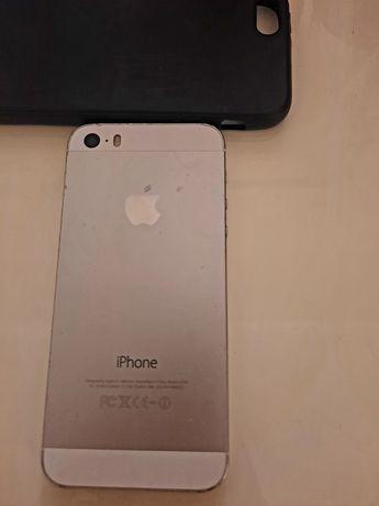 Iphone 5s серебро