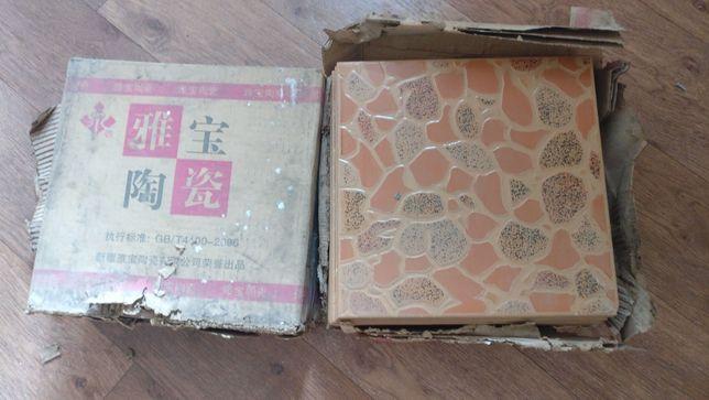 Срочно продам кафель две коробки (34 штуки)