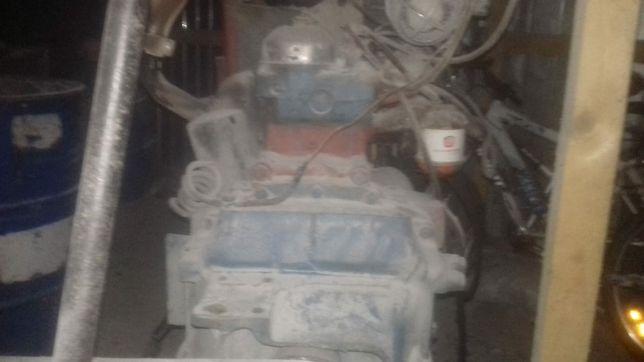 Vand motor leut in 3 pistoane