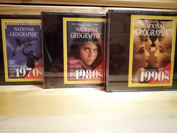 """Колекция дискове на """"National Geographic"""""""