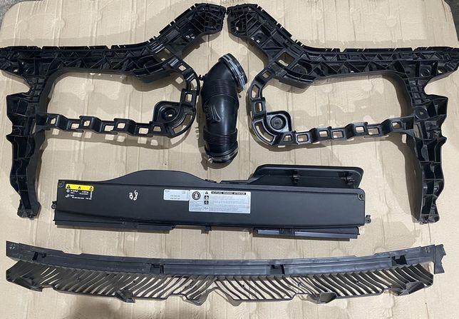Suport / Suporti bara spate / Difuzor aer / Tubulatura VW passat B8