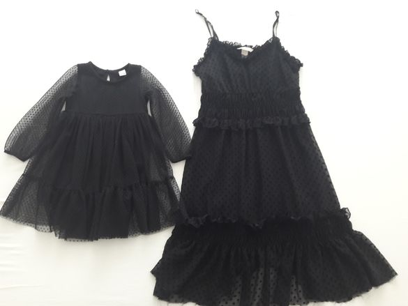 Еднакви рокли за мама и дете