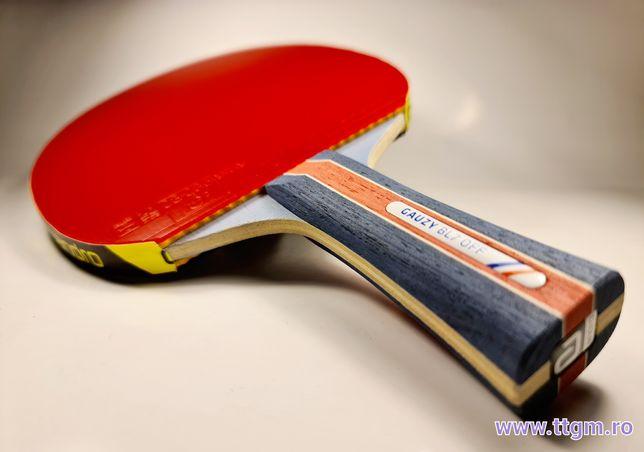 Paleta profesionala tenis de masa (ping pong) andro bl7/andro gtt45