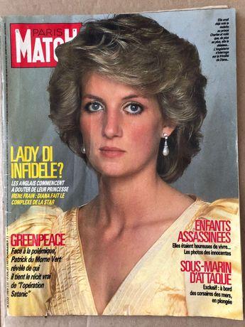 Revista Paris Match 10iulie 1987