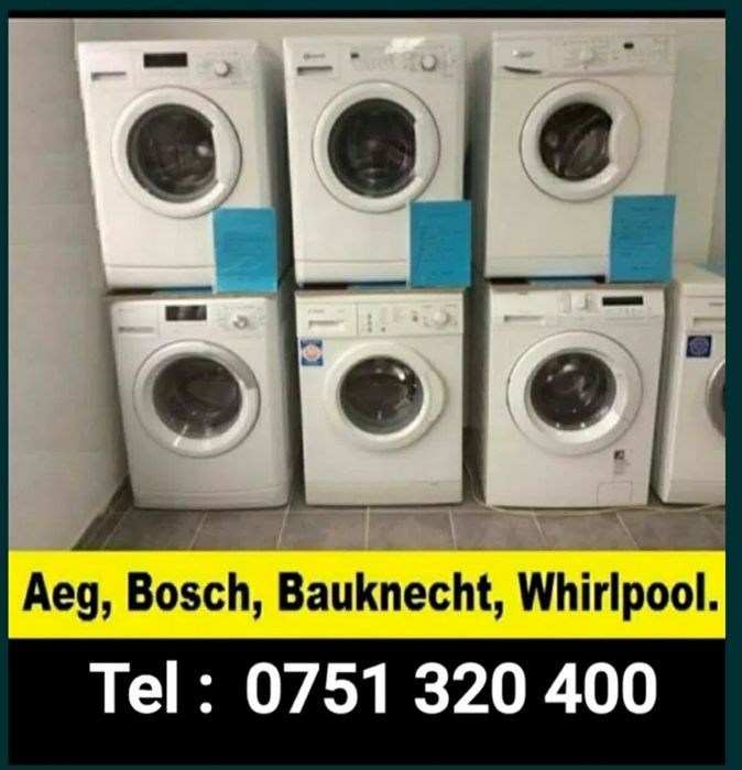 Bosch, wae 21061 A++ . Import Germania. Cuva 5 kg - 8 kg. Timisoara - imagine 1