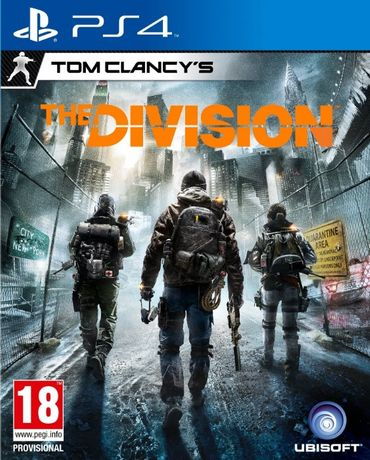 Tom Clancy's The Division 2 / PS4 / Игра / Нова / Playstation4 / TV