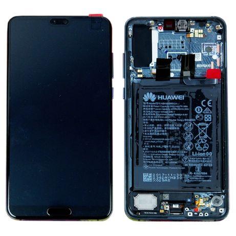 Display Huawei P9 P10 P20 P30 P40 Mate 10 20 Lite P Smart Z Y6 Y7 Pro