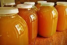 Мед натуральный, домашний