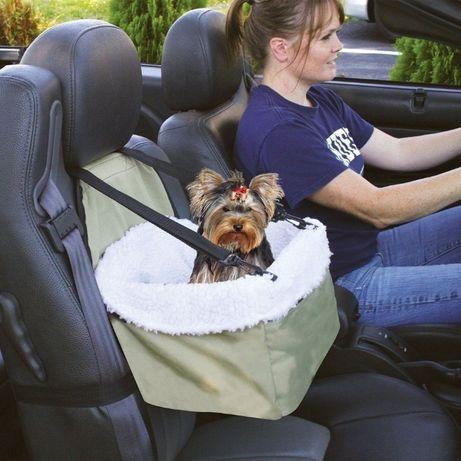 2 в 1 Столче за седалка и чанта за пренасяне на домашен любимец