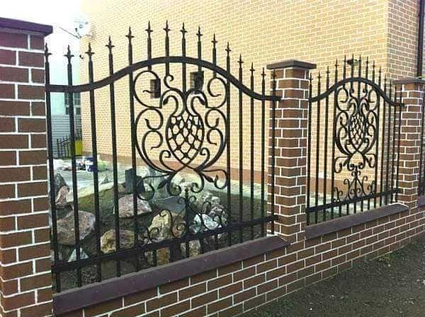 Garduri si porti din fier forjat, sipca, tabla, BCA, plasa, jaluzele