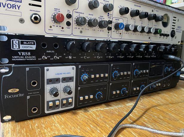 Interfata audio placa sunet Focusrite Liquid Saffire 56