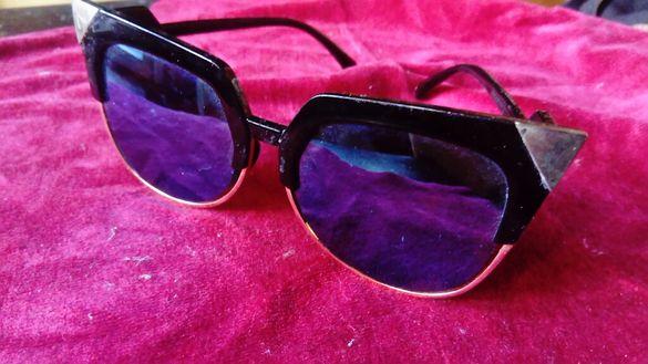 Арт Деко, дамски очила, слънчеви