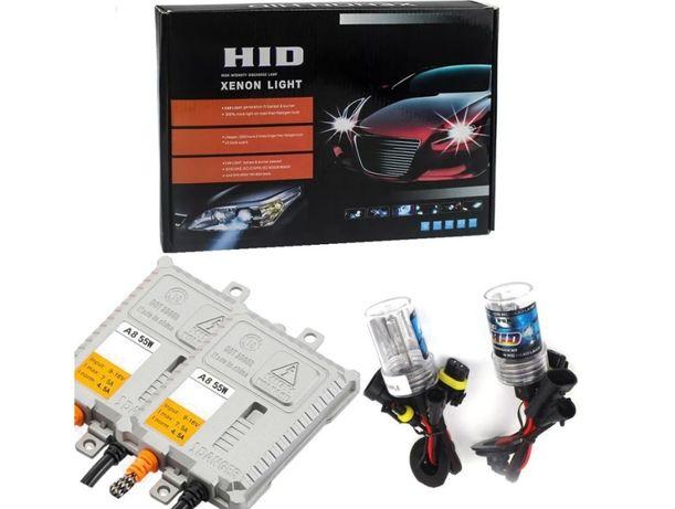 Kit Xenon Bixenon Digital CanBus 55W slim H1 H3 H7 H8 H11 HB3 HB4 H4