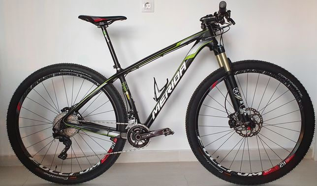 "Bicicleta Merida MTB Carbon 29"""