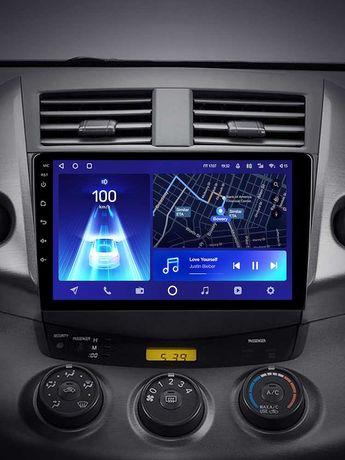 Андроид автомагнитолы Teyes Toyota Rav4